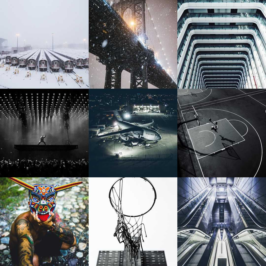 13thwitness' best 9 photos on Instagram in 2017