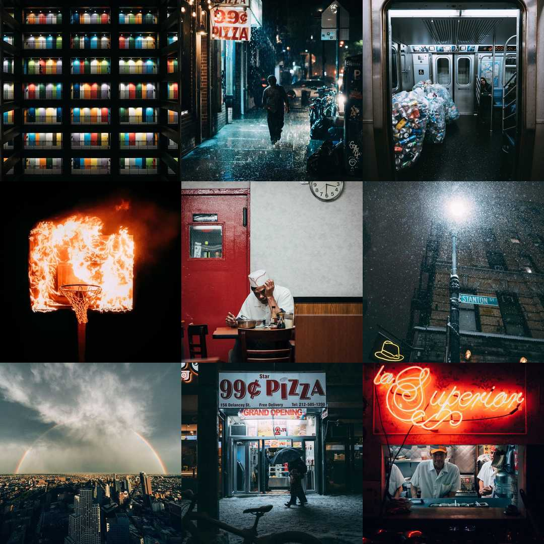 1st's best 9 photos on Instagram in 2017