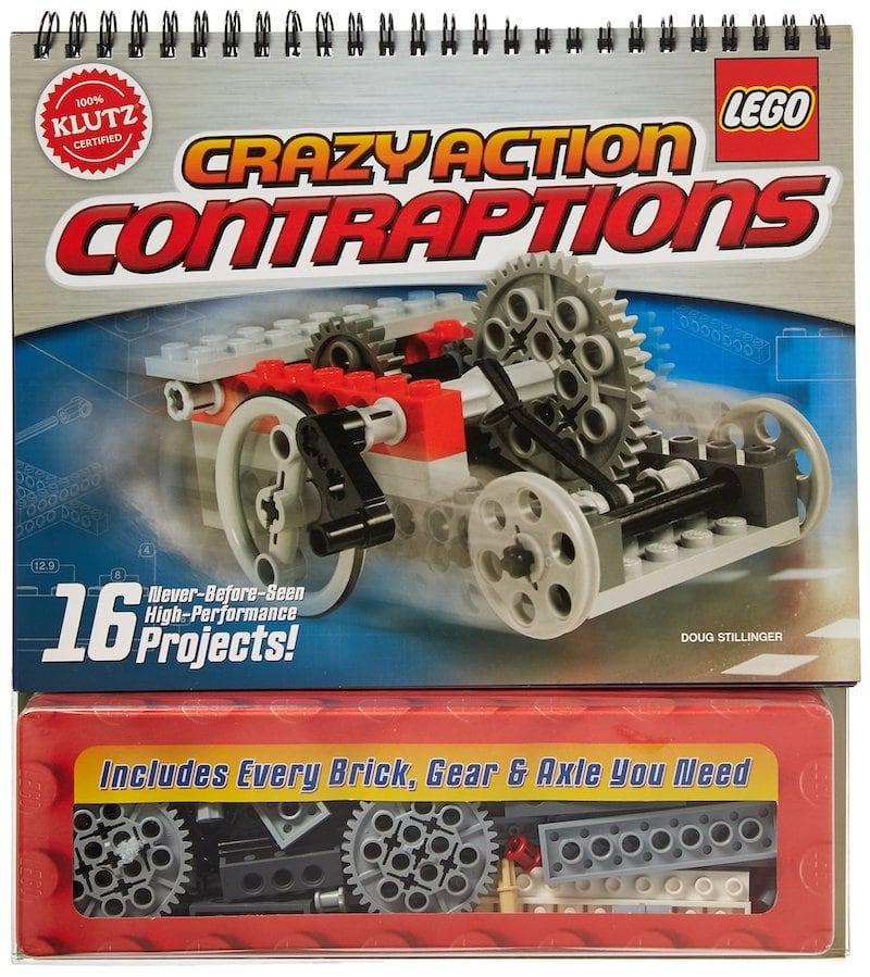 Klutz Lego book
