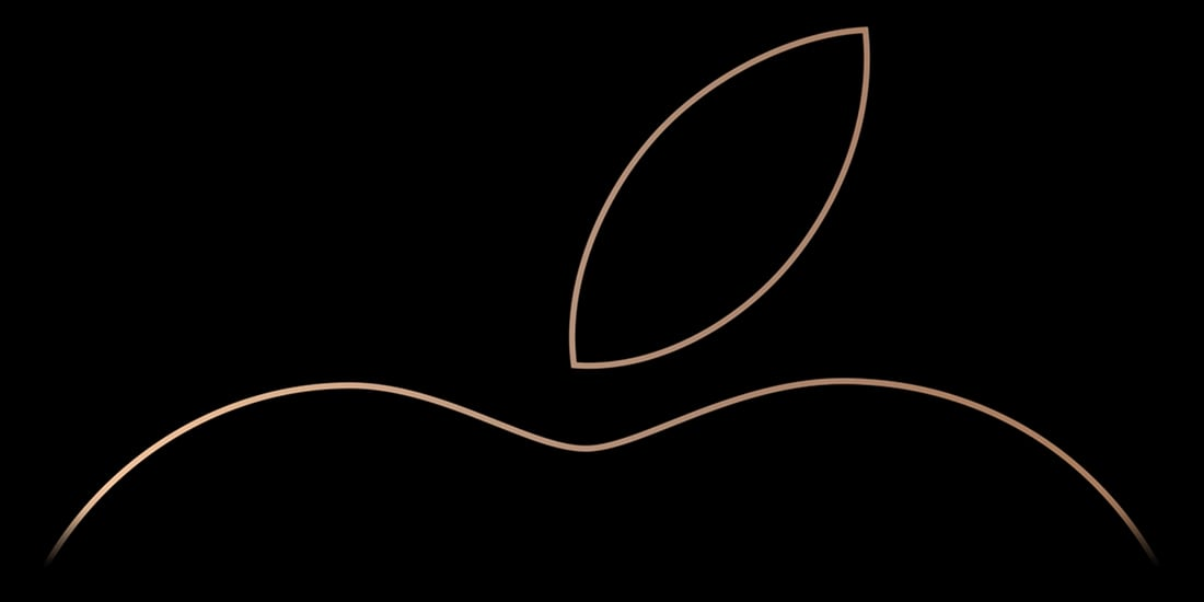 Apple September 2018 event