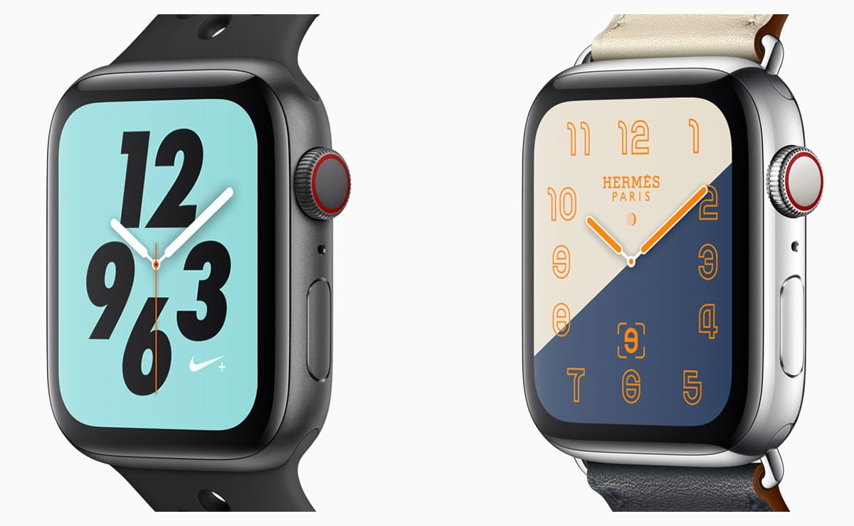 Nike+ Hermés Apple Watch