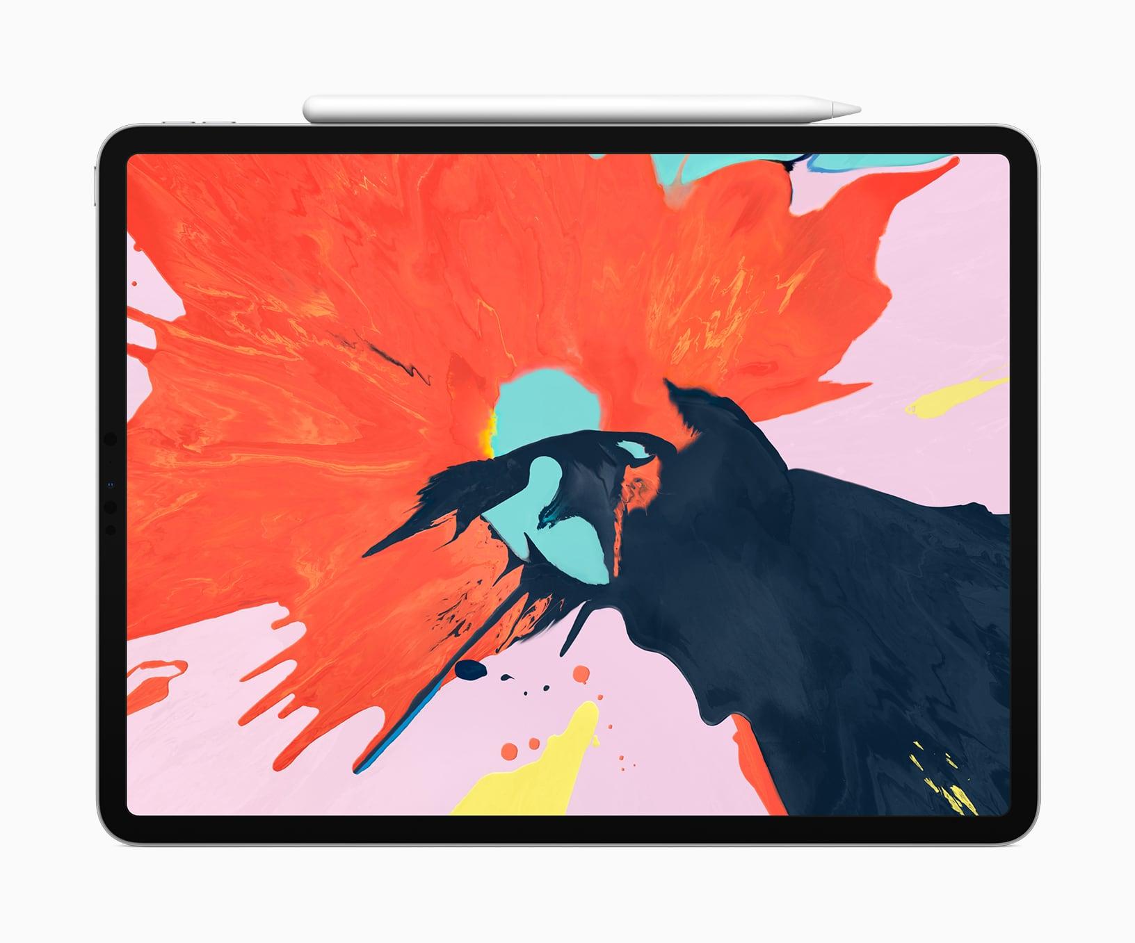 new Apple iPad Pro and Apple Pencil