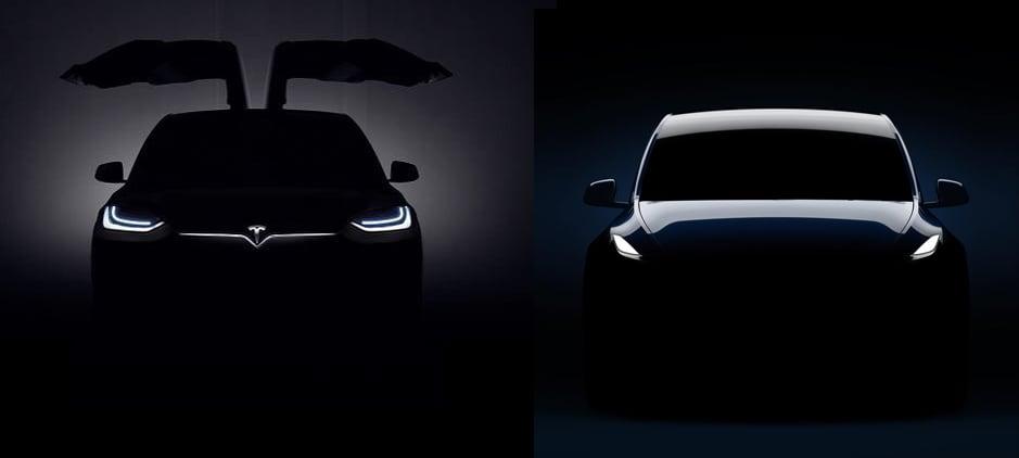 Tesla's Model X & Model Y