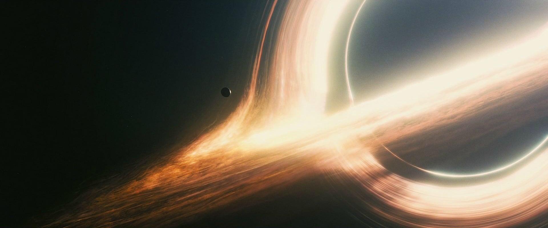 Interstellar black hole