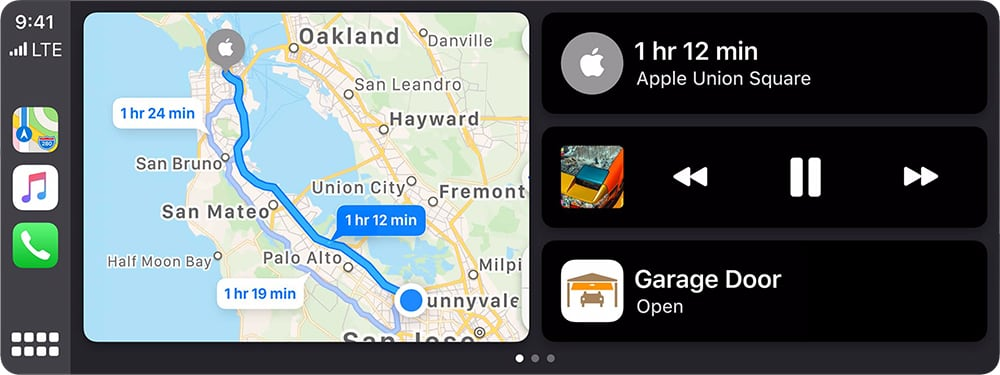 CarPlay 2019
